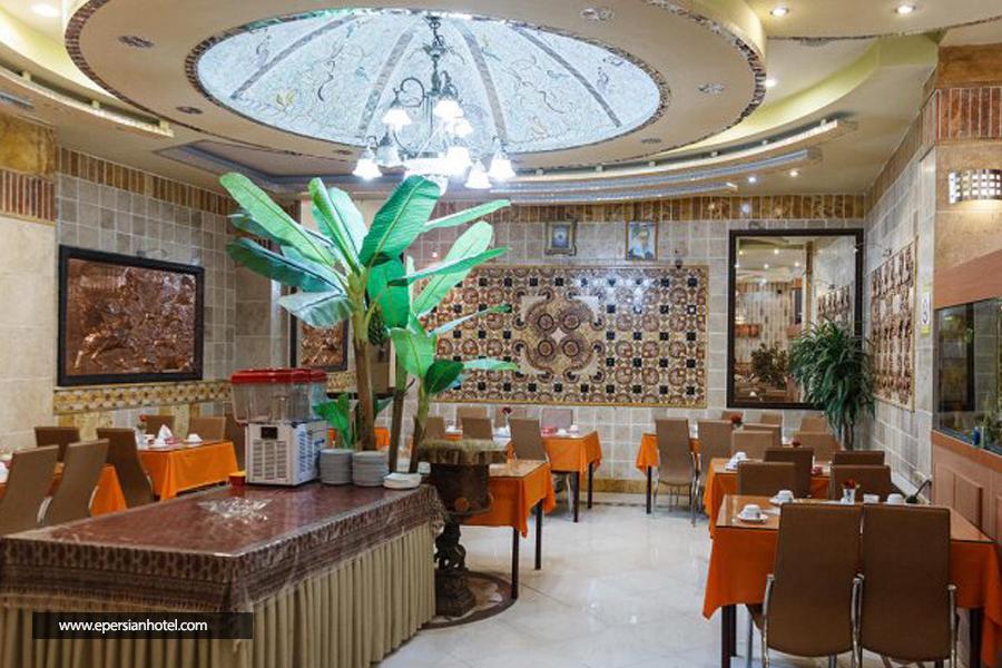 هتل قصر اصفهان رستوران