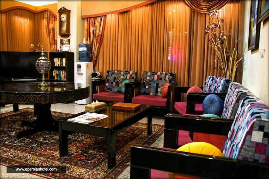 هتل آپارتمان هشت بهشت اصفهان اتاق
