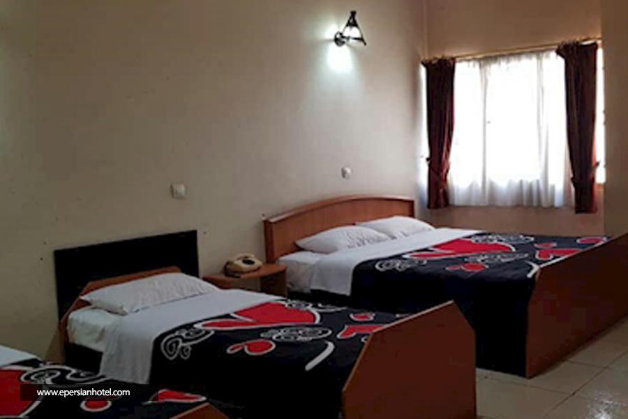هتل همام اصفهان اتاق چهار تخته