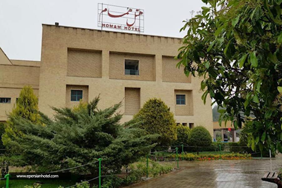 هتل همام اصفهان نما