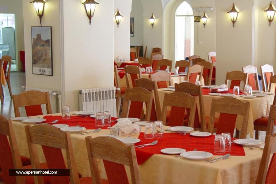 هتل مهمانسرا جهانگردی گلپایگان رستوران