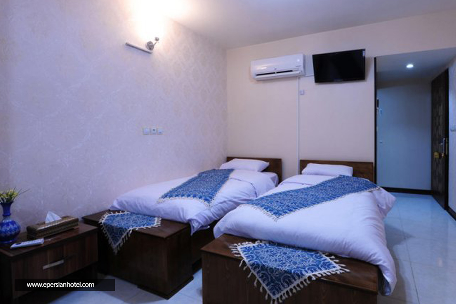 هتل جام فیروزه اصفهان اتاق دو تخته