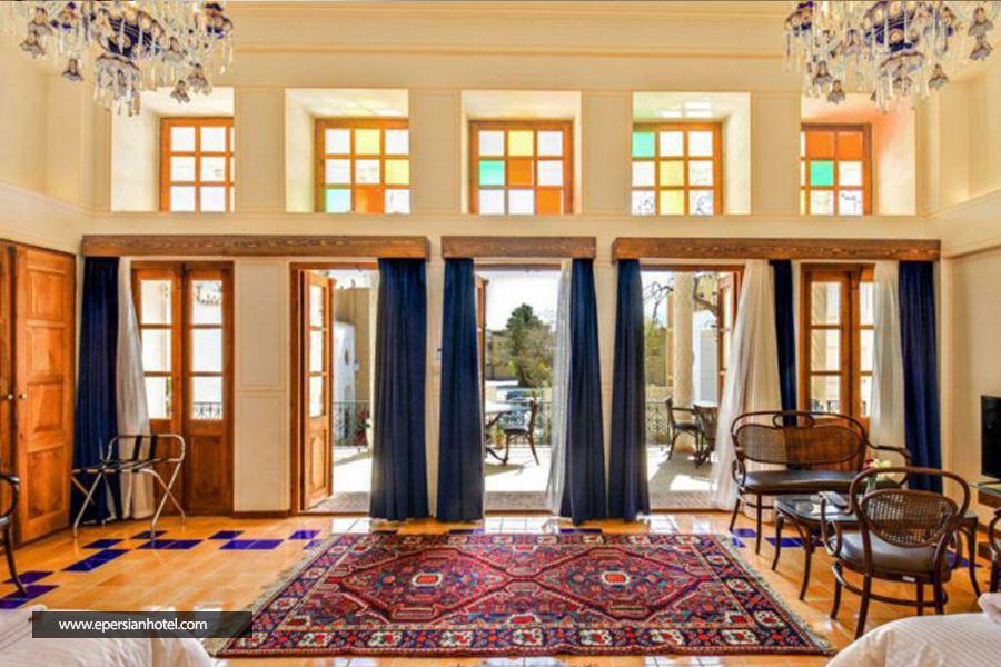 هتل کریاس اصفهان نمای داخلی
