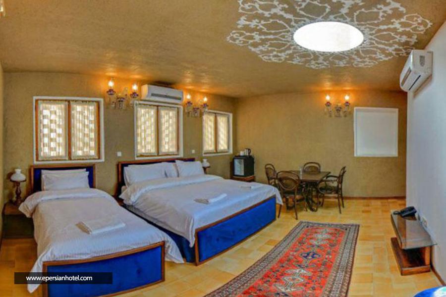 هتل کریاس اصفهان اتاق تریپل