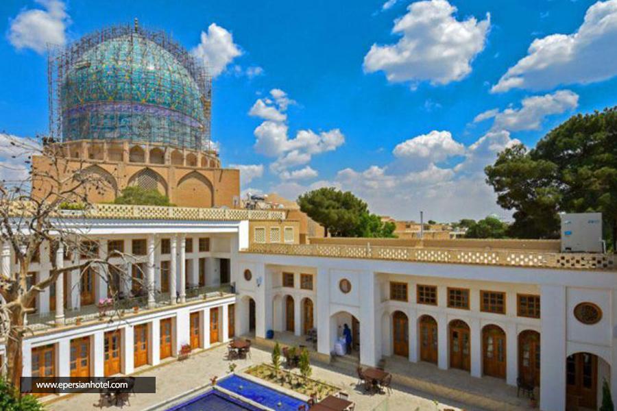هتل کریاس اصفهان نما