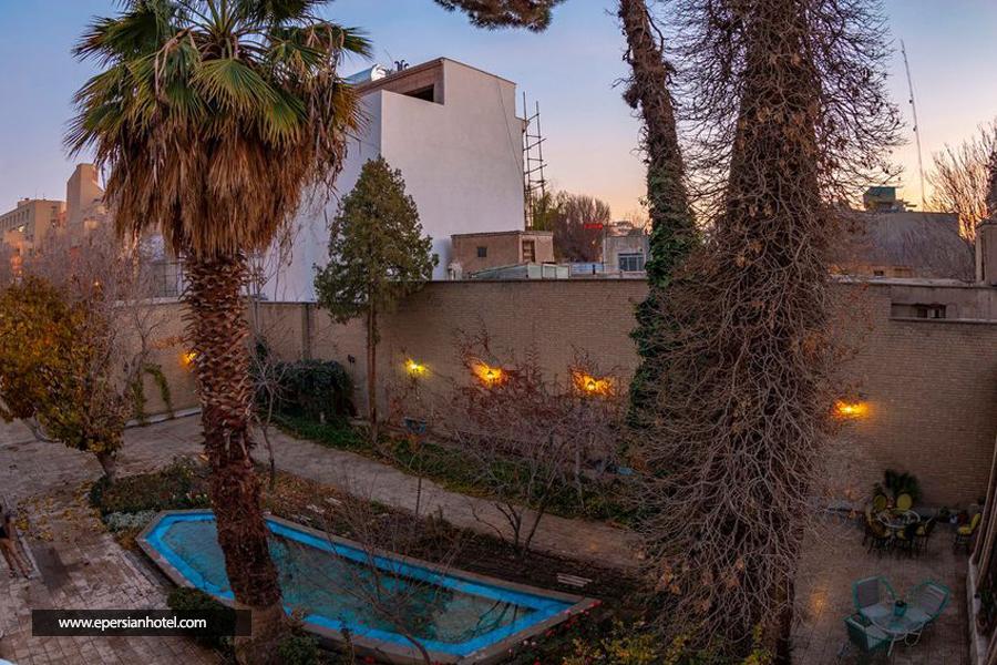 اقامتگاه بومگردی خلوت سرا اصفهان نما