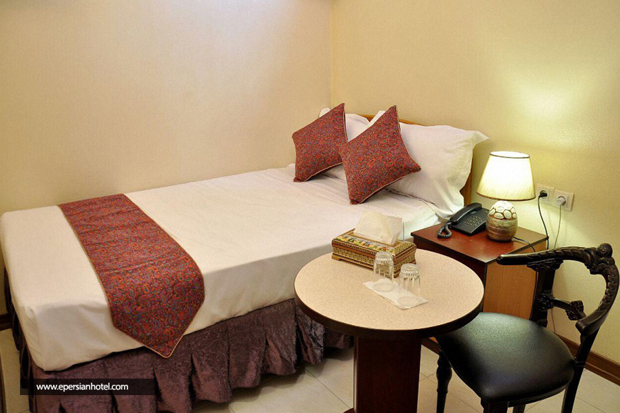 هتل پارس اصفهان اتاق دو تخته
