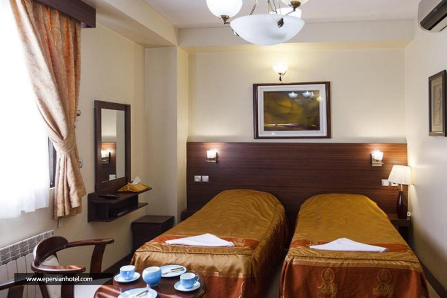 هتل پارت اصفهان اتاق دو تخته