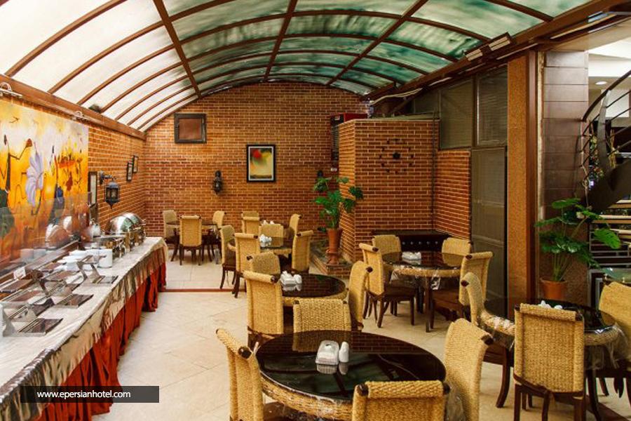 هتل پارت اصفهان رستوران