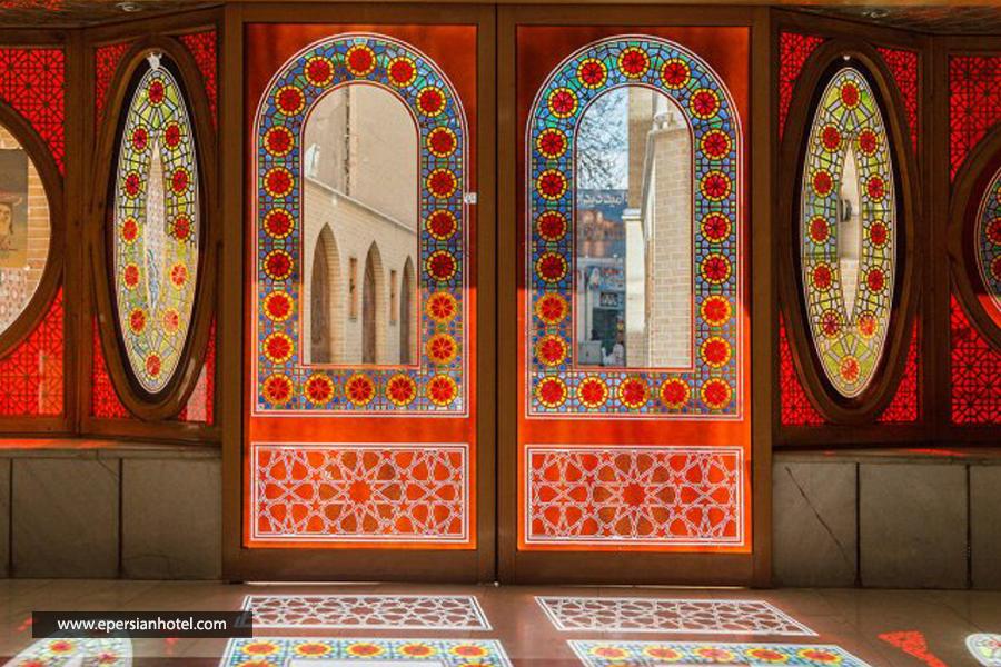 هتل صفوی اصفهان نما