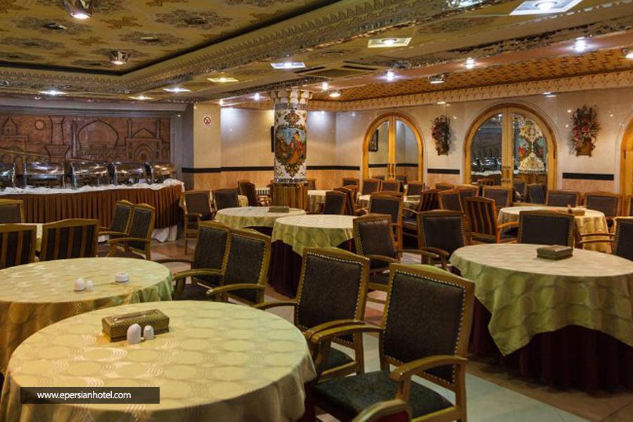 هتل سپاهان اصفهان رستوران