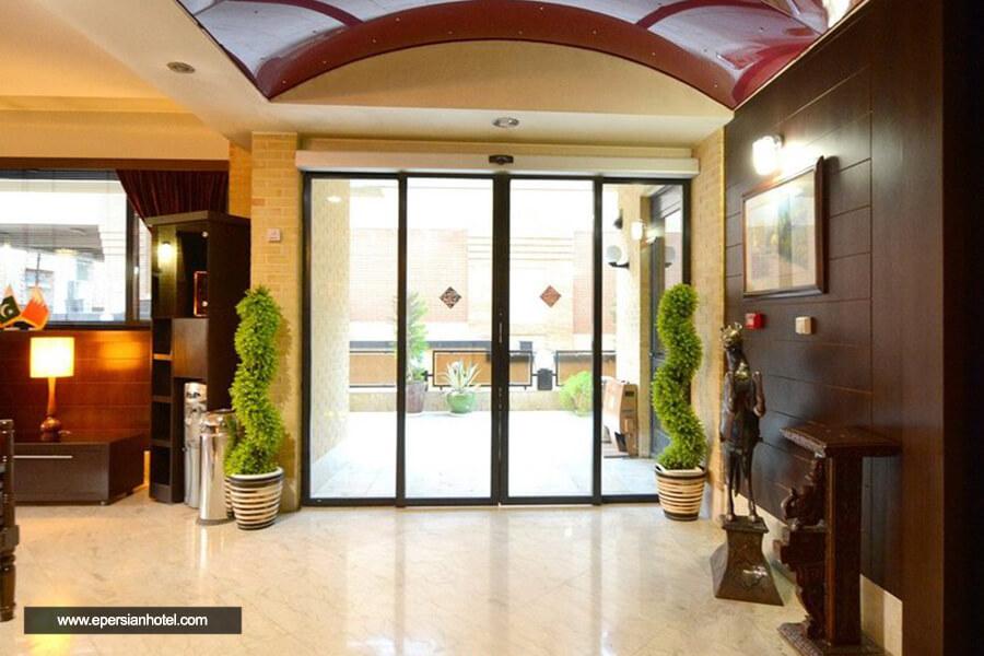 هتل شیخ بهایی اصفهان لابی