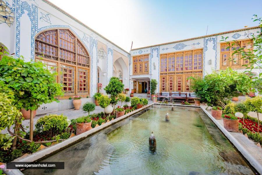 هتل سنتی اصفهان نما