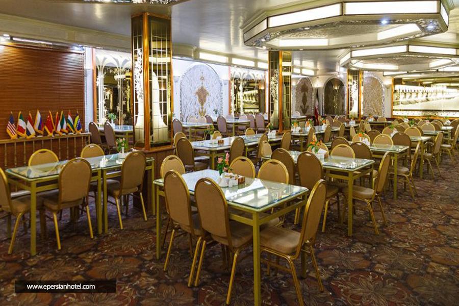 هتل ستاره اصفهان رستوران