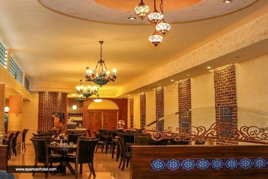 هتل توریست اصفهان رستوران