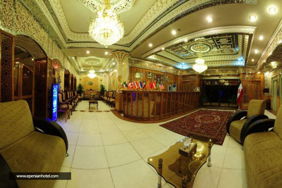 هتل ونوس اصفهان لابی