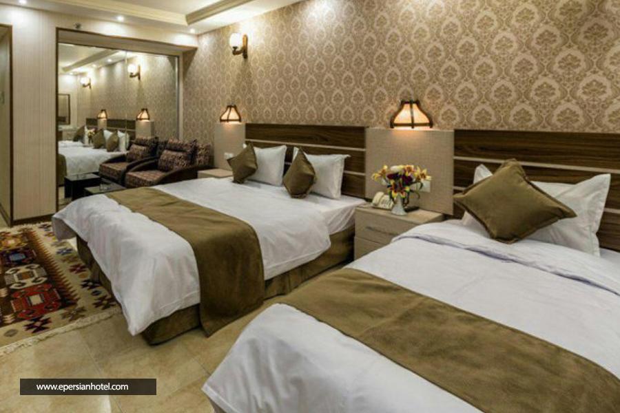 هتل ونوس اصفهان اتاق سه تخته
