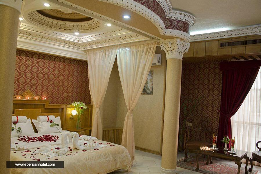 هتل زهره اصفهان اتاق عروس و داماد
