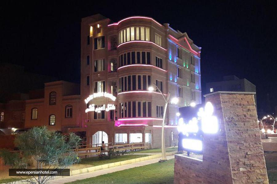 هتل امیر قشم نما