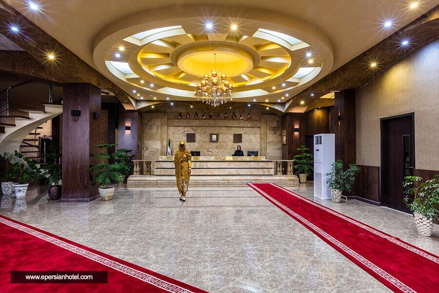 هتل آرتا قشم پذیرش