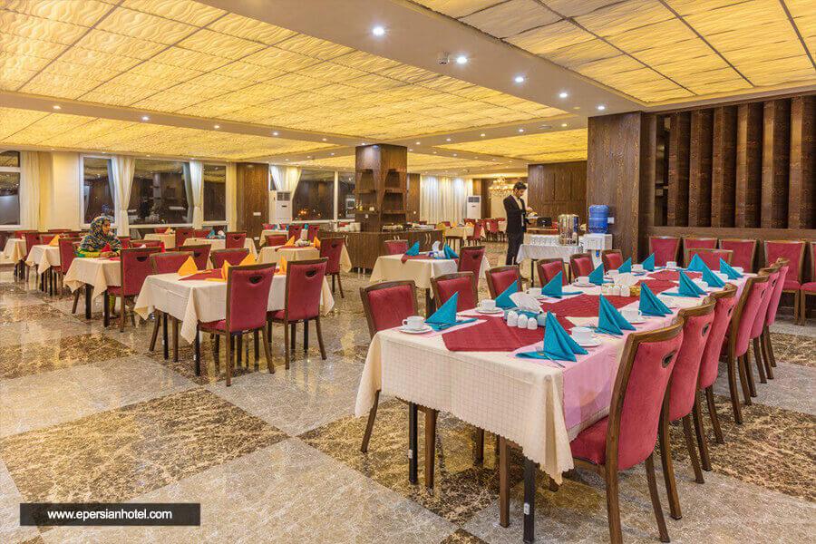 هتل آرتا قشم رستوران