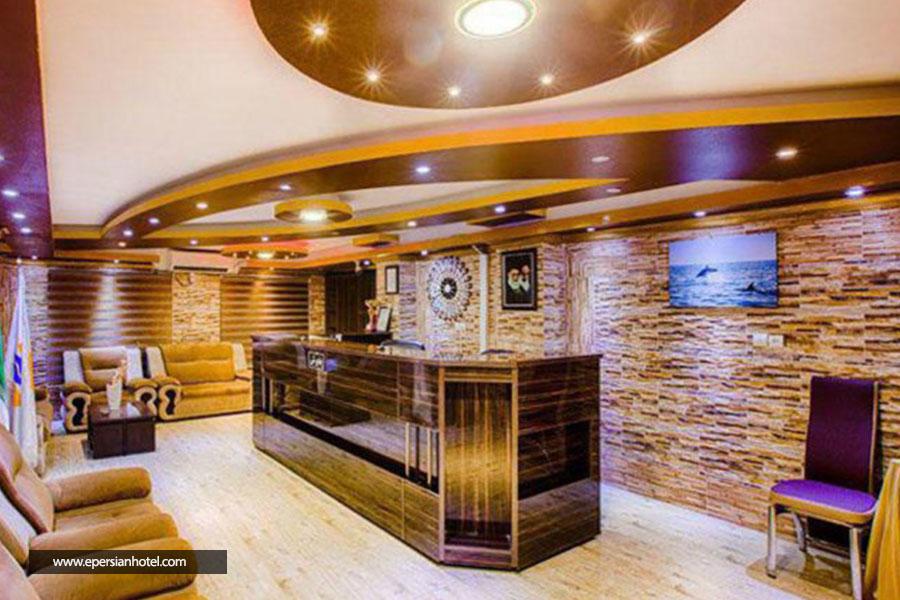 هتل آسماری قشم لابی