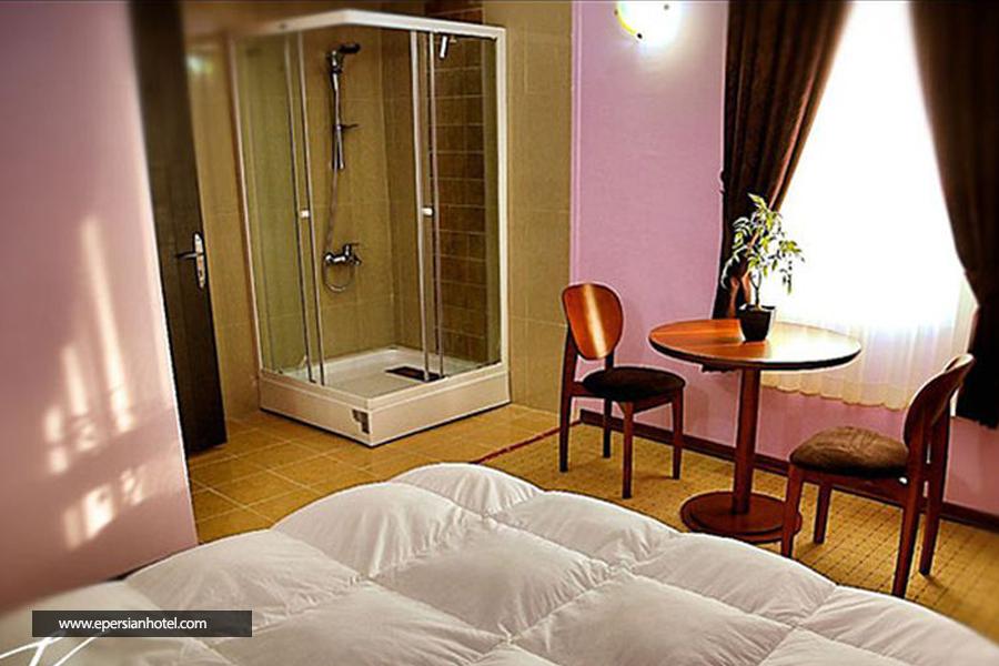 هتل آپارتمان کیمیا 1 قشم اتاق دوتخته