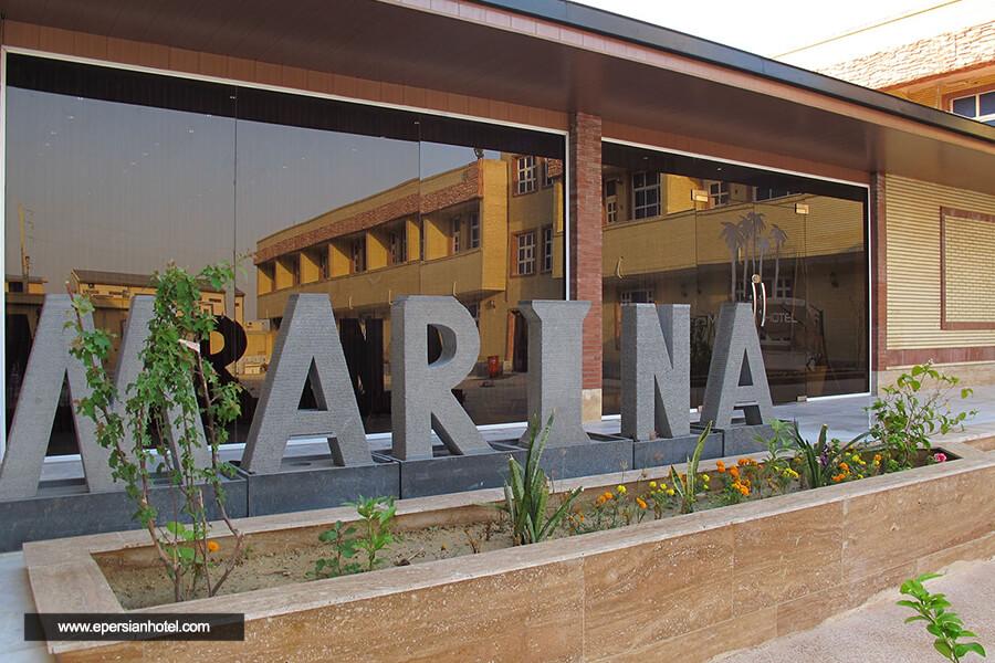هتل مارینا 1 قشم نما