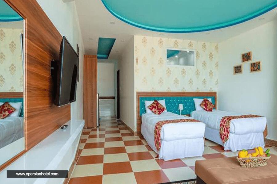 هتل رخسار قشم اتاق