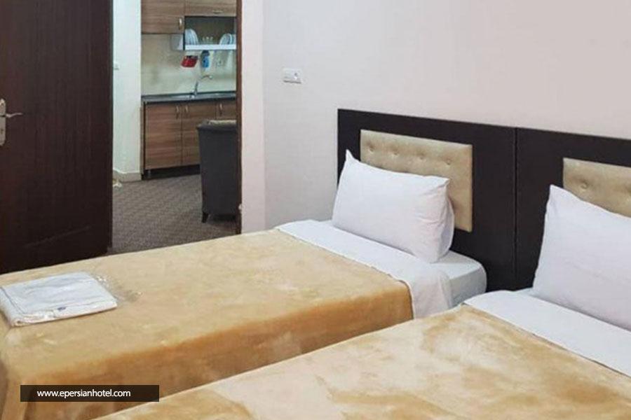 هتل سما قشم اتاق دوتخته