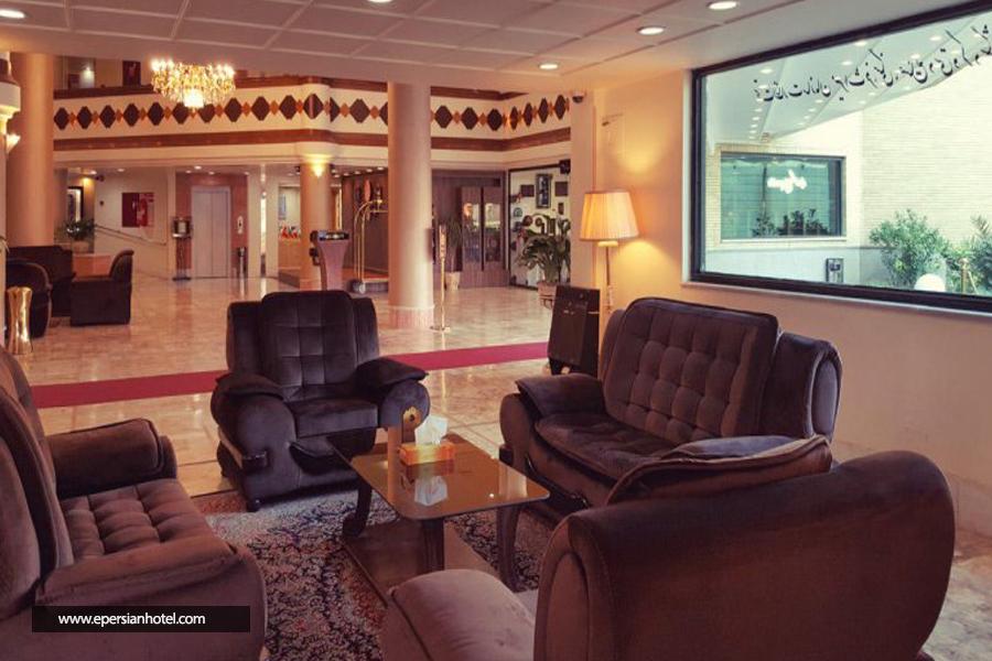 هتل بین المللی قم لابی