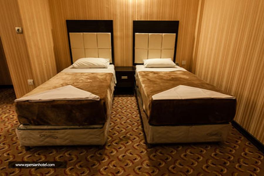 هتل کریمه قم اتاق دو تخته