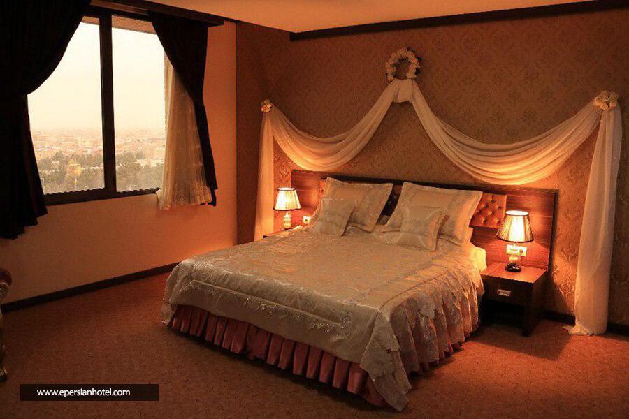 هتل مهسان قم اتاق دو تخته