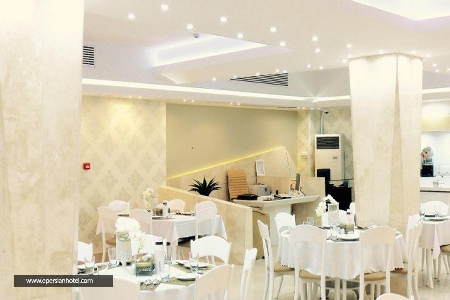 هتل المپیک قم رستوران