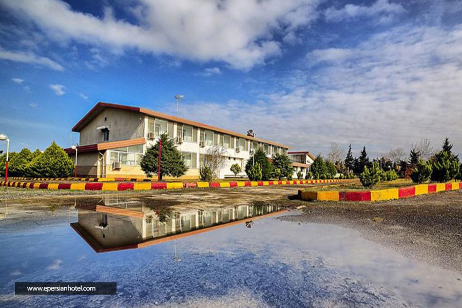 هتل جهانگردی انزلی نما
