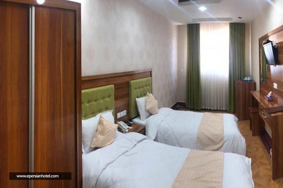 هتل عجم آزادشهر اتاق دو تخته