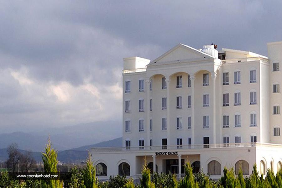 هتل بوتانیک گرگان نما