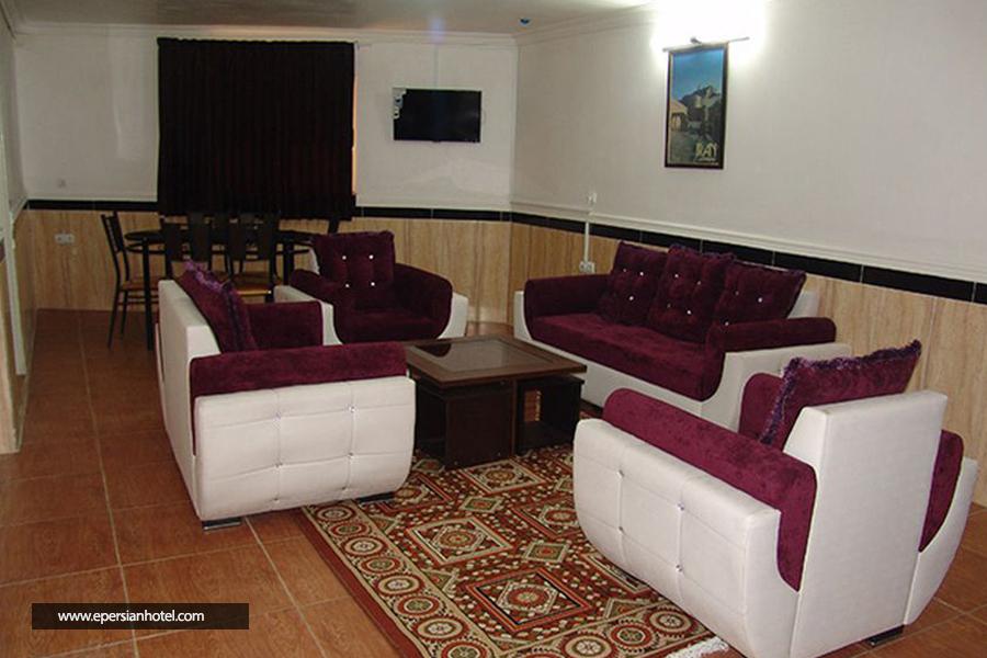 هتل گل نرگس گرگان اتاق