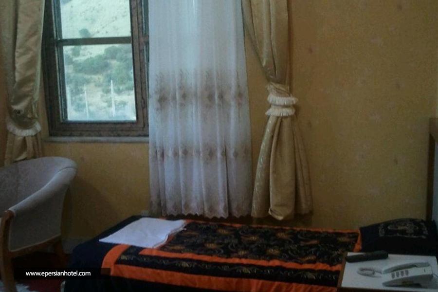 هتل زاگرس ایلام اتاق یک تخته