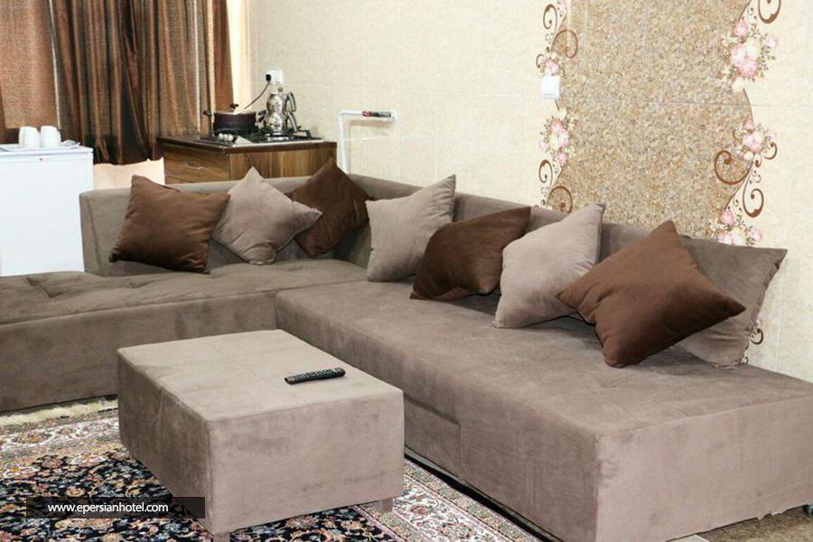 هتل آراد کرمان اتاق