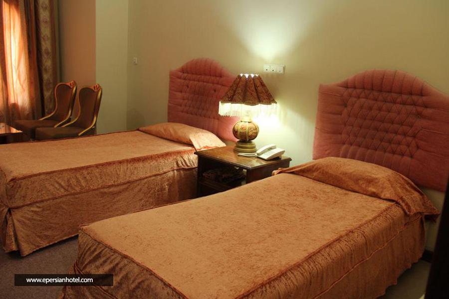 هتل گواشیر کرمان اتاق دو تخته