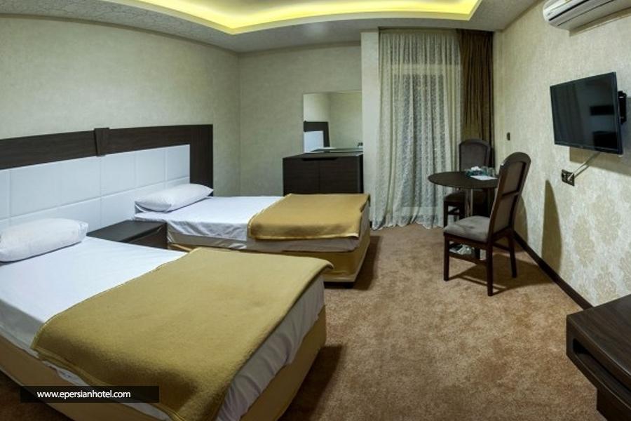 هتل هزار کرمان اتاق دو تخته