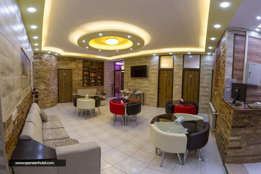 هتل کرمانیا کرمان رستوران