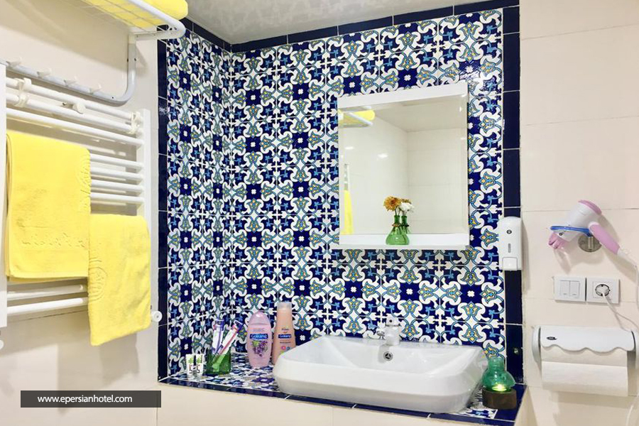 هتل شهباز کرمان سرویس بهداشتی