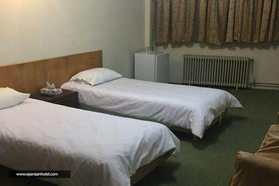 هتل رسالت کرمانشاه اتاق دوتخته