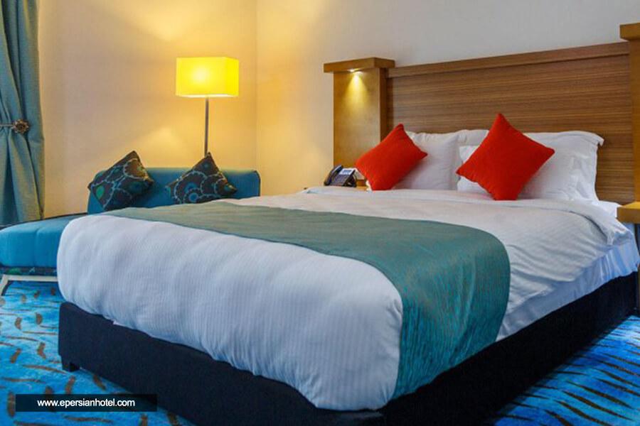 هتل بین المللی کیش اتاق دو تخته