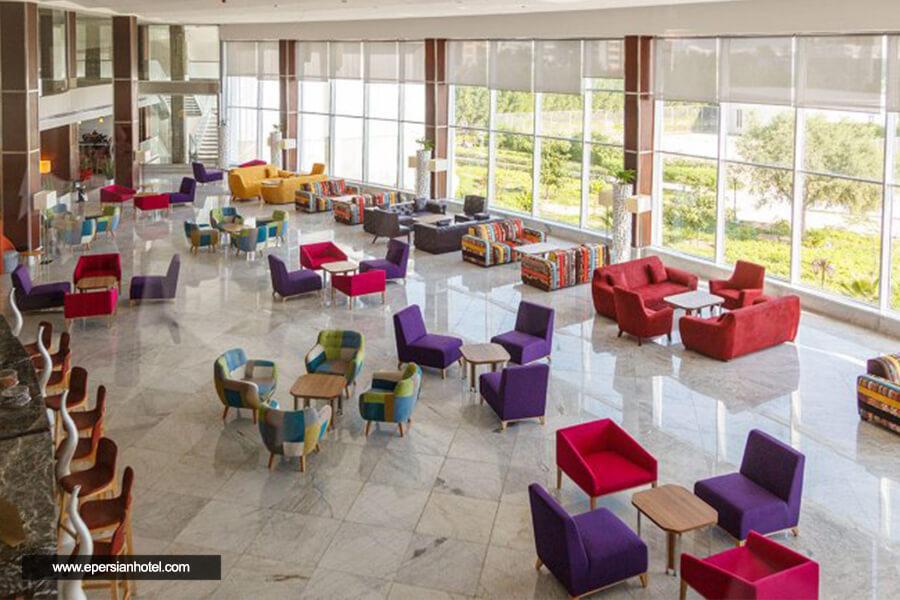 هتل بین المللی کیش لابی