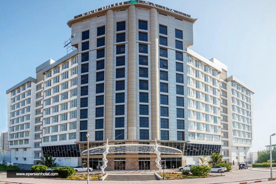 هتل بین المللی کیش نما