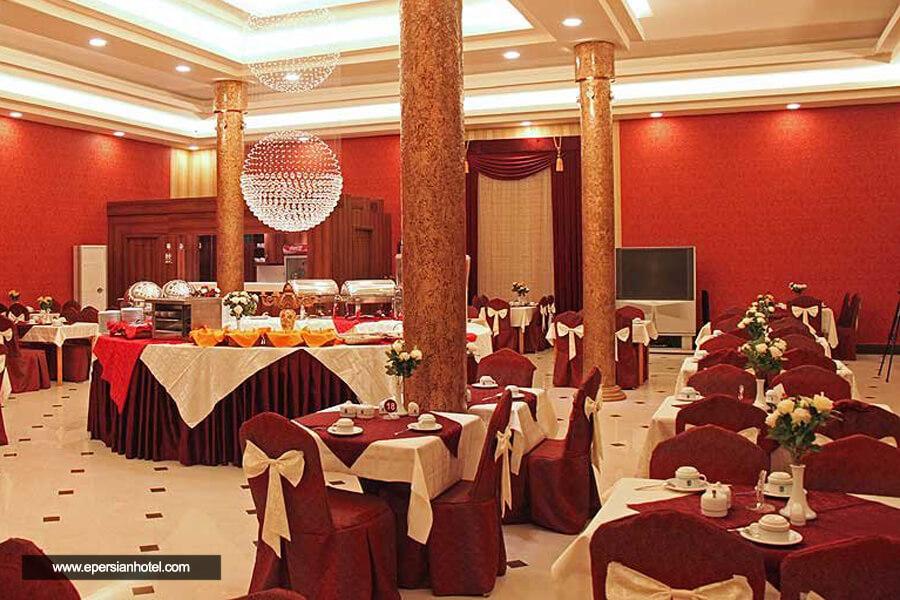 هتل هلیا کیش رستوران