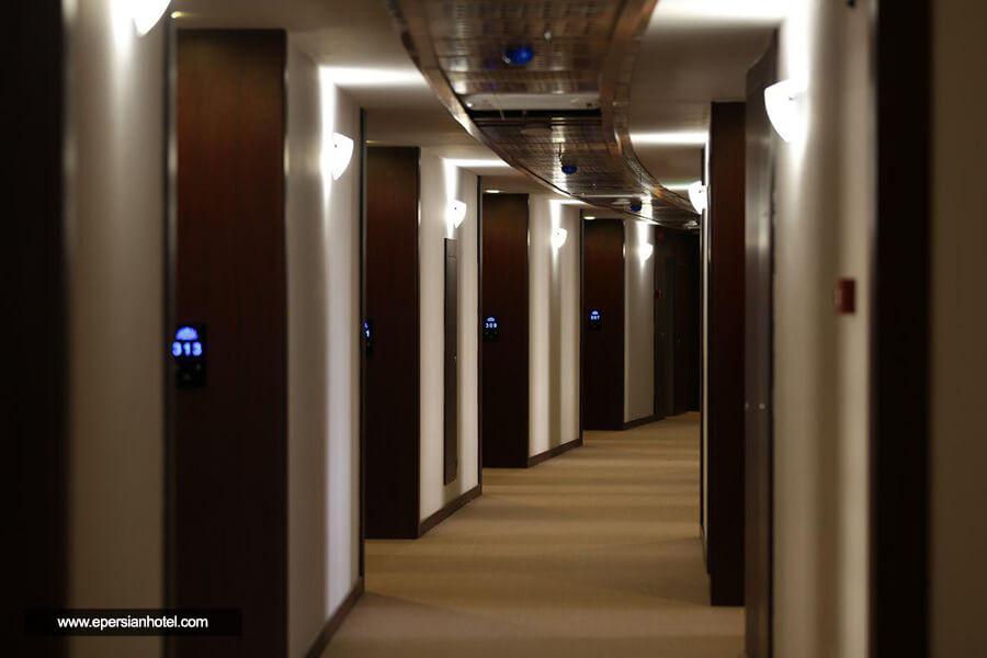 هتل پانوراما کیش راهرو